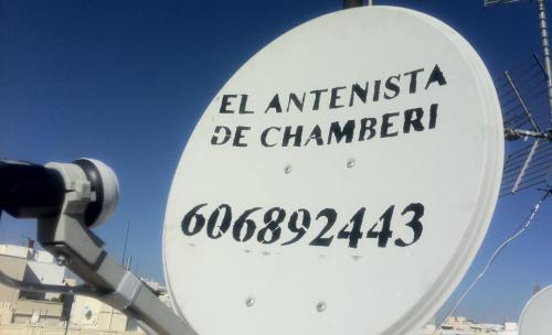 EL ANTENISTA DE CHAMBERI