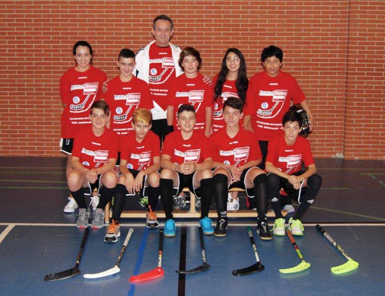 Patrocinadores Oficiales de Unihockey Floorball Leganés