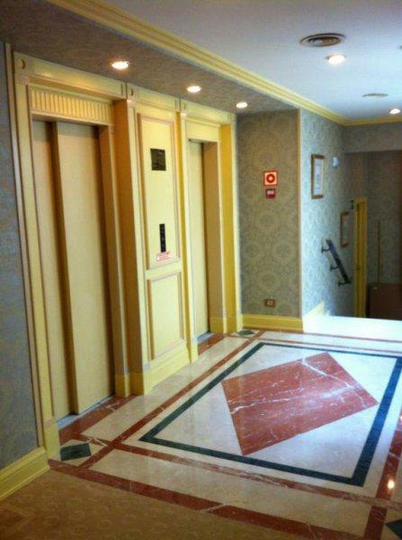 Empapelado en Grandes Hoteles