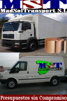 MST MadSolTransport