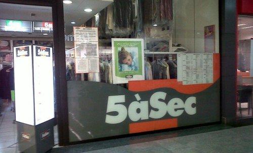 TINTORERIA 5ASEC CC ALBACENTER