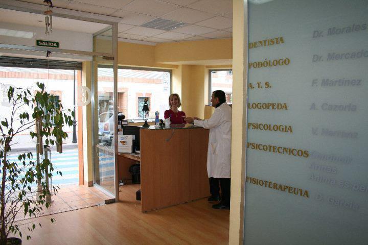 Centro Médico Griñón, centro médico y reconocimientos en Griñón
