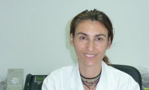 Marta Posa. La administradora que procura que todo el centro funcione de la mejor manera para que salgáis contentos del centro