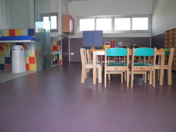 suelos para guaderías, colegios