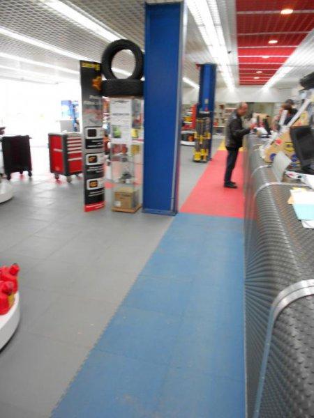 suelo para tienda