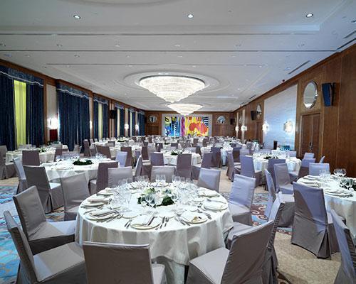 Salon de banquete