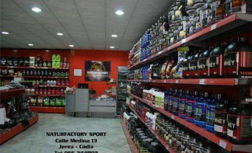 Ven a Naturfactory Sport. Nos encontrarás en Calle Medina Nº13- Jerez o en www.naturfactory.com