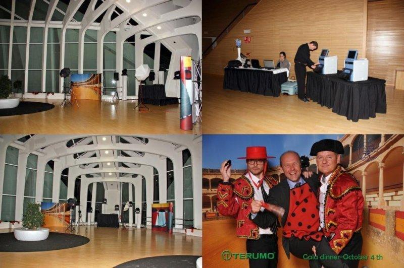 Sesión realizada para 400 personas en el Palau de les Arts en Valencia
