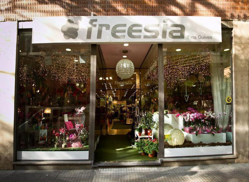 fachada Freesia