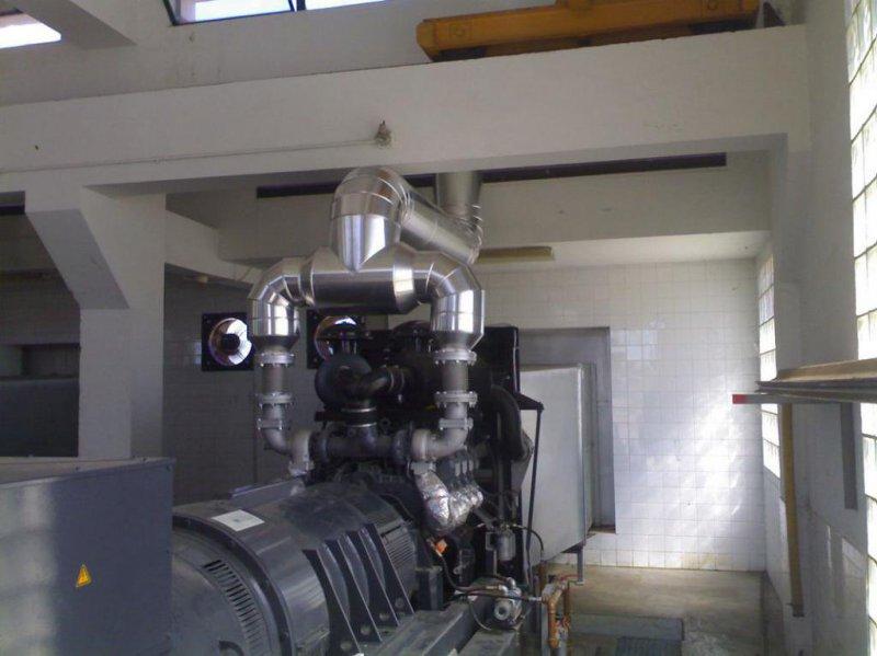 Electricistas en Málaga: instalaciones y mantenimientos de grupos electrógenos