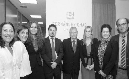 Profesionales Abogados Coruña Fernández Chao
