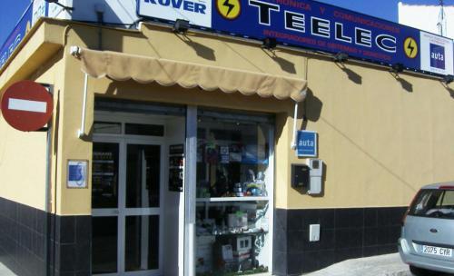 Taller propio de reparaciones electronicas