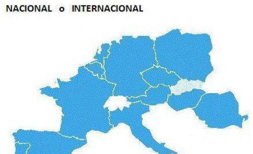 transportes,mudanzas en el ambito nacional o internacional (UE)