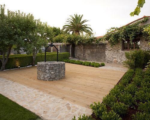 Fotografia del patio