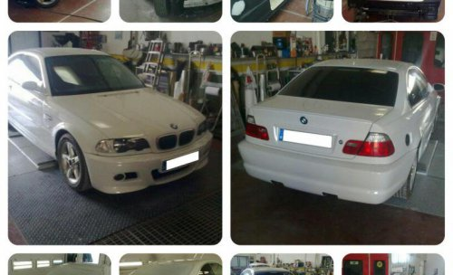 Cambio de color BMW