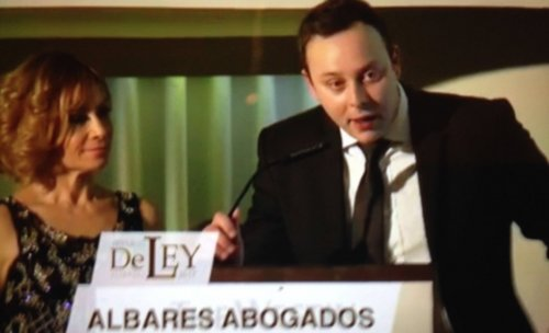 Albares Abogados Premio de Ley por Valencia