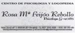 centro psicologia rosa feijoo
