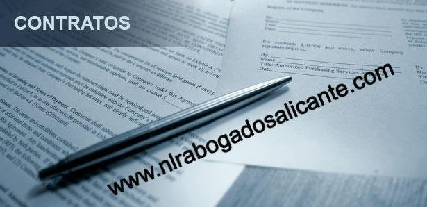 Abogados en Alicante derecho civil contratos demandas