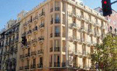 rehabilitacion de fachada en Madrid