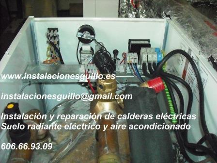 calderas electricas
