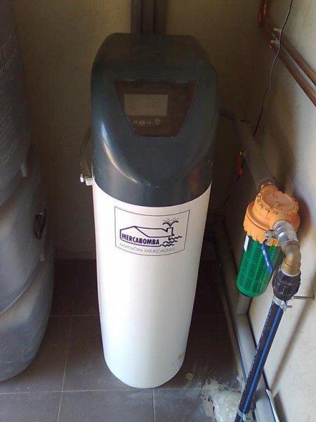 Descalcificardor de Agua
