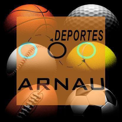 Deportes Arnau todos los deportes