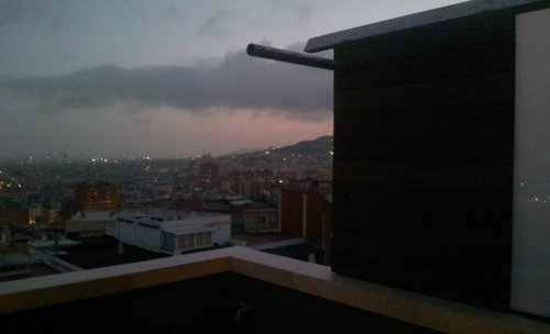 terraza en Barcelona