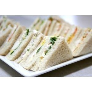 Bandejas sándwiches