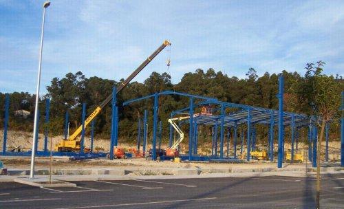 BGM management construcción de naves industriales en Galicia