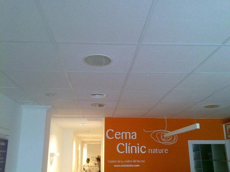 aire acondicionado por conductos Daikin Clinica CEMA Vilafranca de penedes
