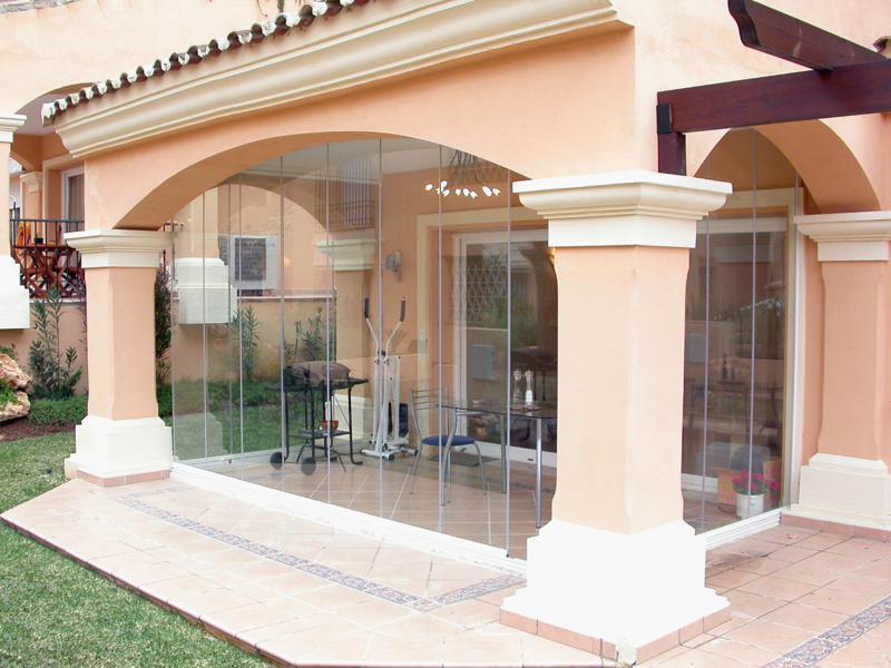 Aluyglass Soluciones: cerramientos, ventanas y cortinas de cristal en Alicante