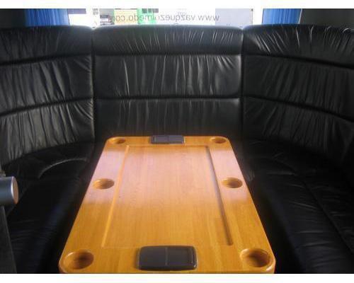 Autocares con interiores de lujo