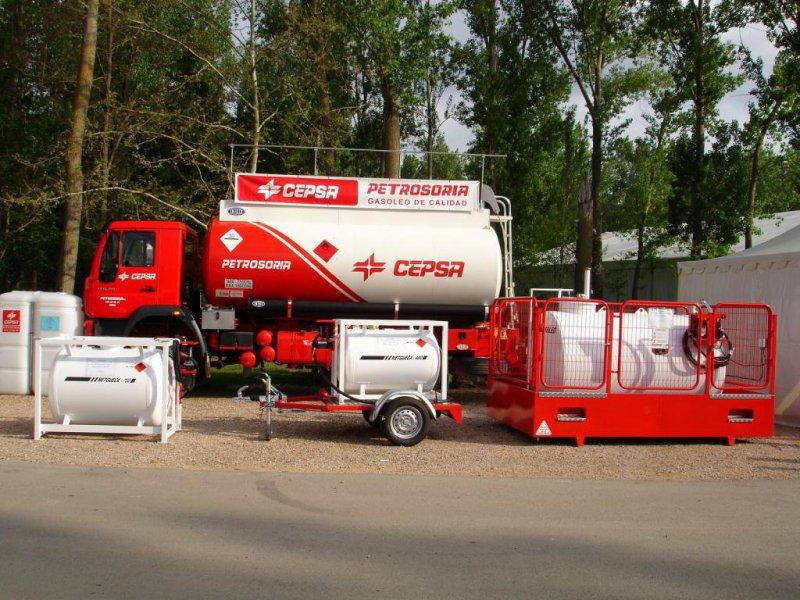 Distribuidor de gasoil Cepsa Petrosoria