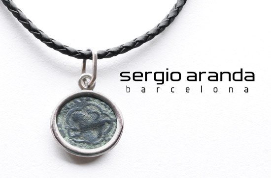 Joyas con monedas antiguas, romanas, ibericas, del tibet, etc etc