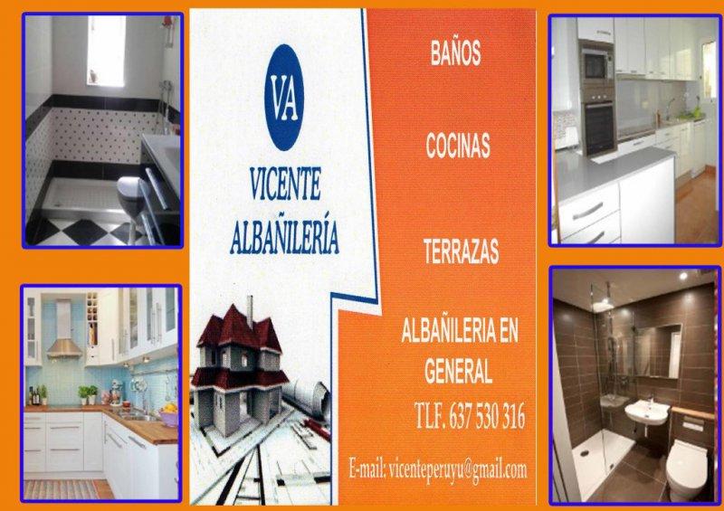 Vicente Albañilería