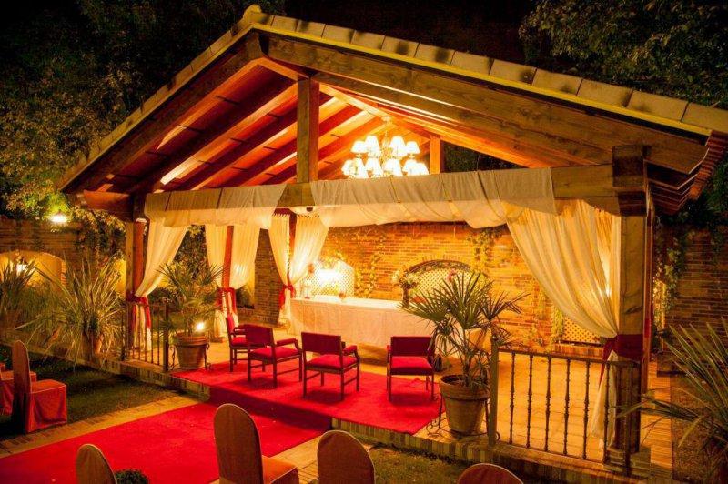 La Hacienda de Campoamor, finca y restaurante para eventos en Madrid