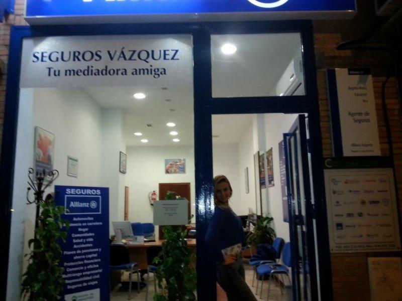 Seguros Vázquez Montequinto, seguros en Sevilla
