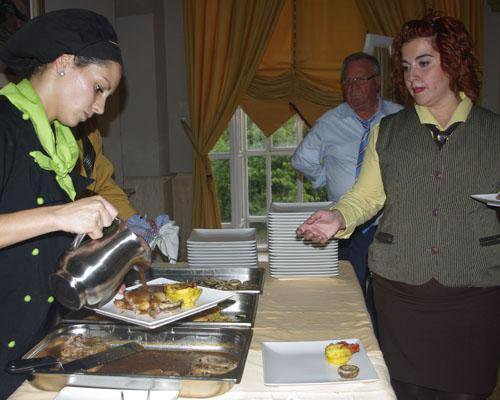 Cocina artesanal