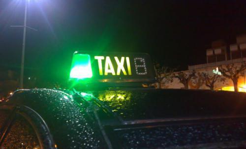 Servei de Taxi les 24h