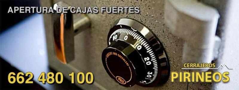 Apertura de Cajas Fuertes Huesca