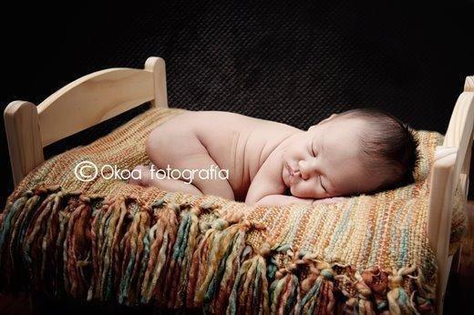 Sesión fotográfica recién nacidos - Okoa fotografía