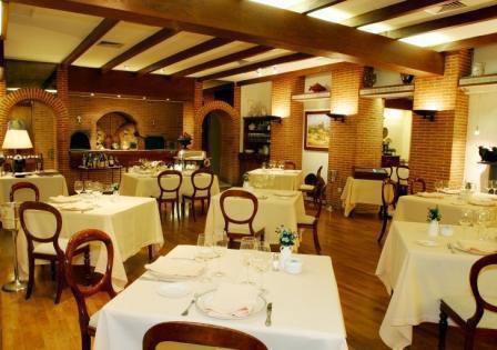 La Cocina De Segovia | Restaurante La Cocina De Segovia Hotel Los Arcos En Segovia Segovia