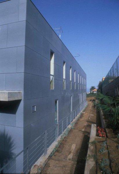 Ventanas de PVC clínica en Tacoronte.Tenerife