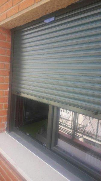 Ventana de PVC.Montada en  Daimiel
