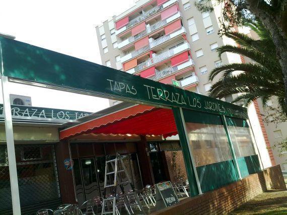 Toldos y Aluminios Iris, toldos y cerramientos en Barcelona