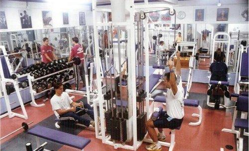 Sala Musculación