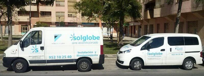 Solglobe