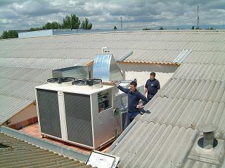 Aire acondicionado Roof Toop