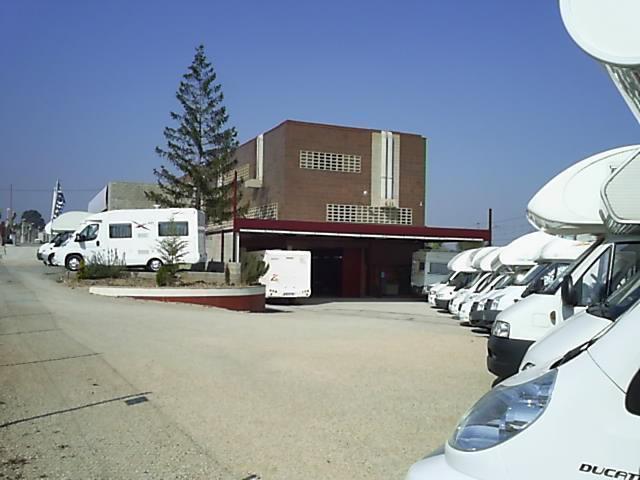 zona estacionamiento