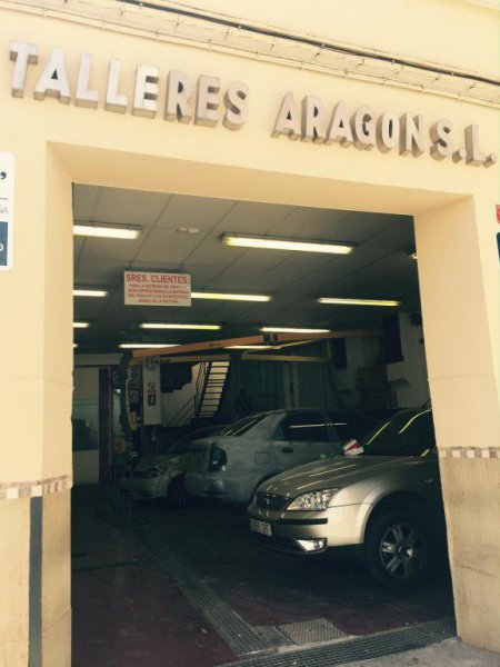 Talleres Aragón